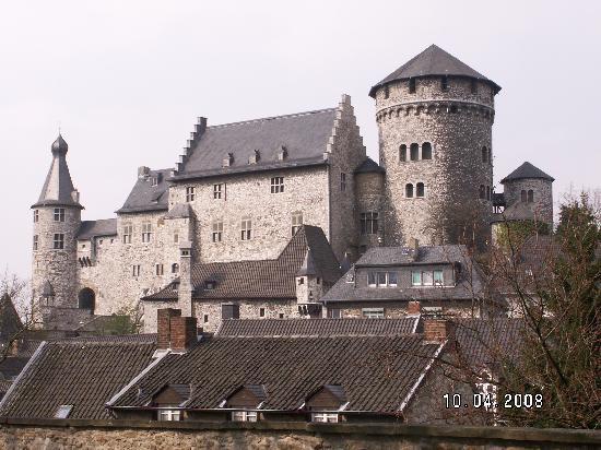 Romantik-Parkhotel am Hammerberg: Stolberg Castle