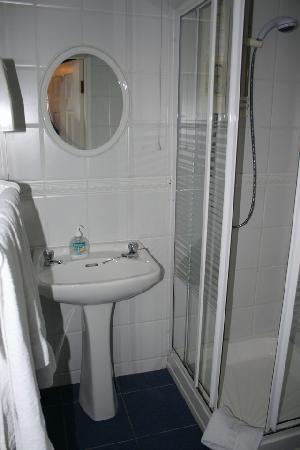 Wytchwood B&B: bathroom