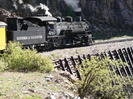 Residence Inn Durango: Durango - Silverton train