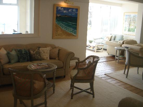 Boskerris Hotel : Lounge area