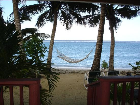 Bella Beach Bungalows: View from bungalow number 4