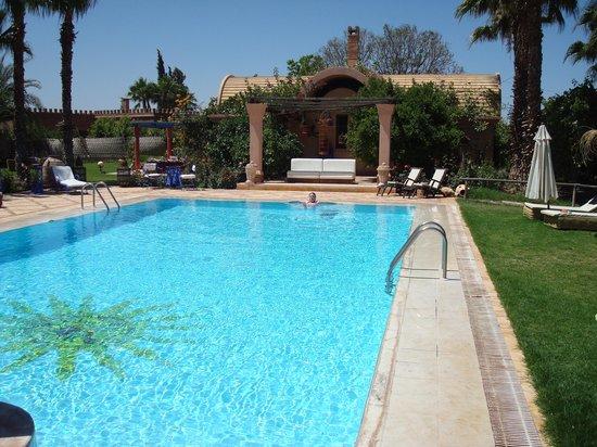 Casa Taos: Pool