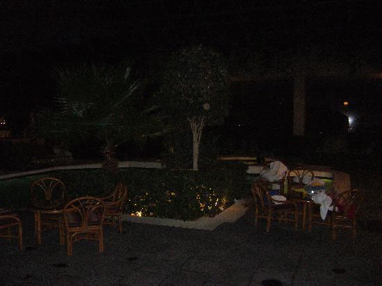 Hotel Sevilla: piscine