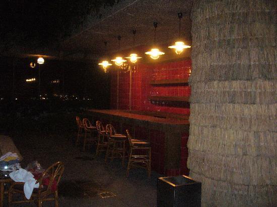 Hotel Sevilla: et le bar de la piscine