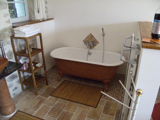 Le Pavillon de Beauregard : Bath