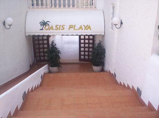 Grupotel Oasis: Hotel