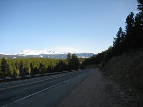 Peak to Peak Scenic Byway: Mothers Day Sunrise '08