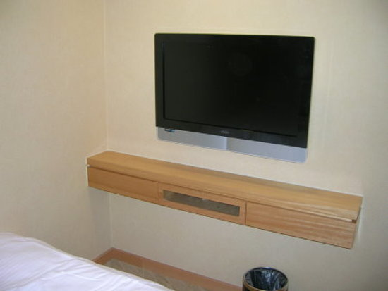 Hotel Color: tv