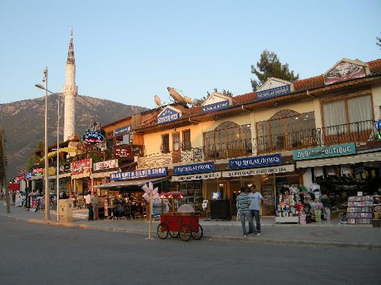 hisaronu town centre