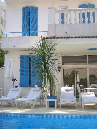 Photo of Hotel Juan Beach Juan-les-Pins