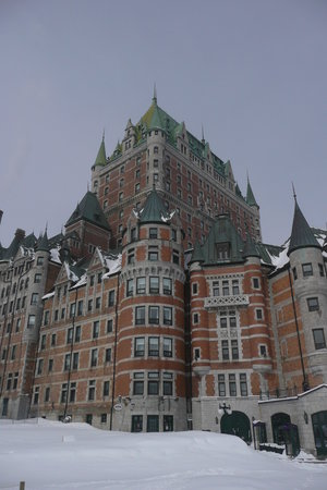 Quebec City, Kanada: Castle