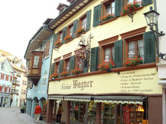 Aussenansicht Sudwest Picture Of Hotel Bercher Waldshut Tiengen
