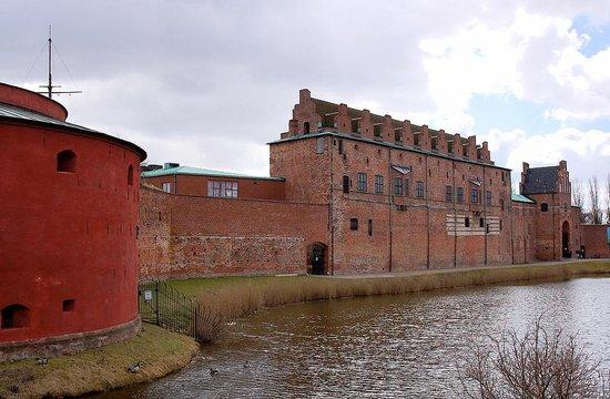 Malmö, Sverige: Castle, Malmo