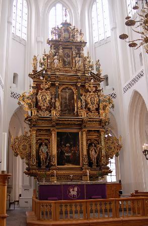Malmö, Schweden: St. Peter's Church, Malmo