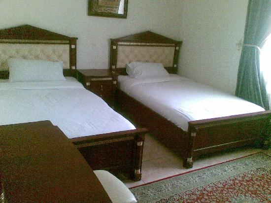 Al Sadd Suites: 2nd bedroom