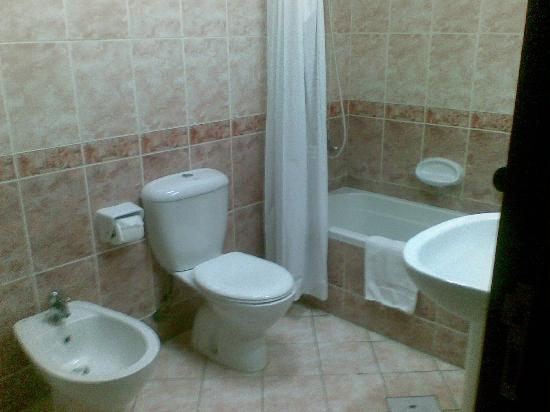 Al Sadd Suites: bathroom