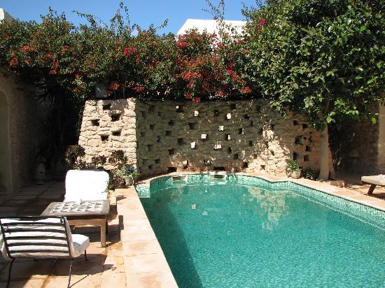Dar Dhiafa: piscine