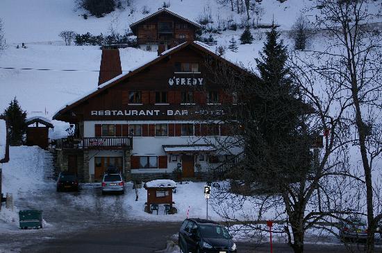 Hotel U'Fredy: U'Fredy - front