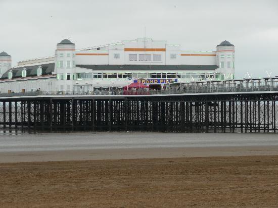 Weston-super-Mare, UK: Grand pier
