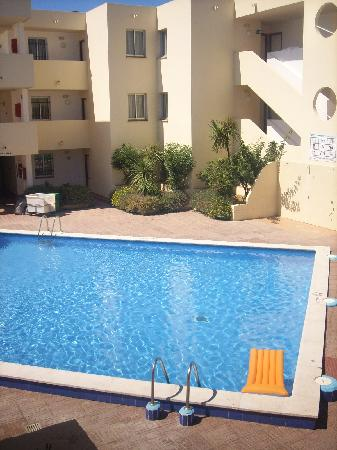 Ibiza Jet Apartments: Pool