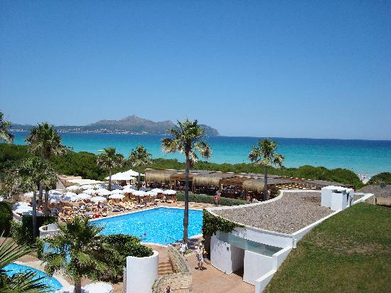 IBEROSTAR Albufera Playa: terrace