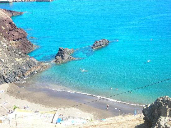 Caniço, Portugal: Prainha Beach