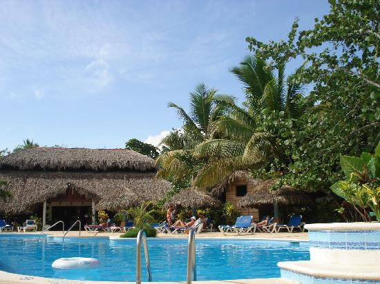 Hotel Celuisma Cabarete: 2nd swimming pool