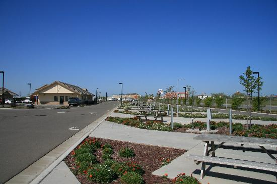 Lodi, Californien: Flag City RV Resort