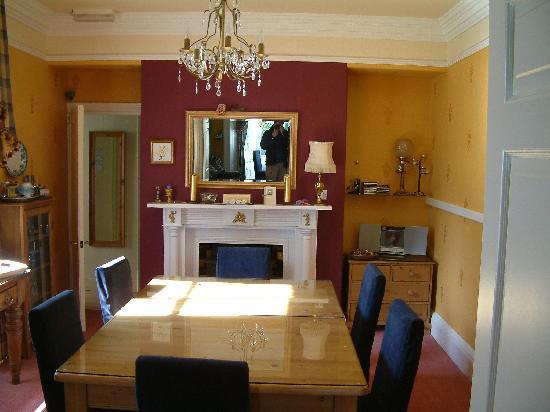 Beech House: Dining room