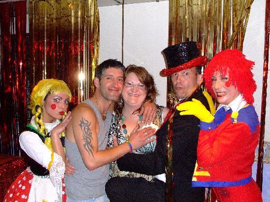 Hotel Belvedere: Cabaret fun