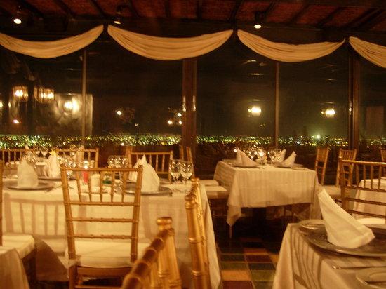 Fort Nassau : Inside dining room