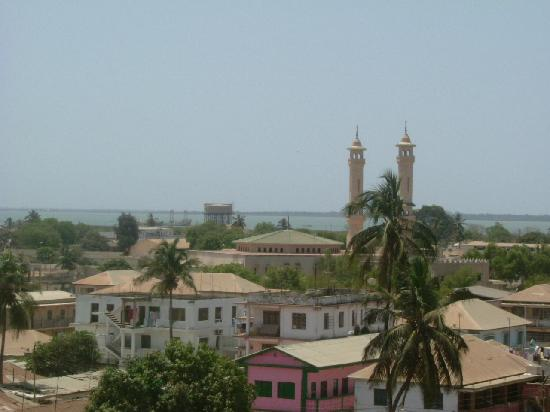 Arch 22: Banjul from the Arch