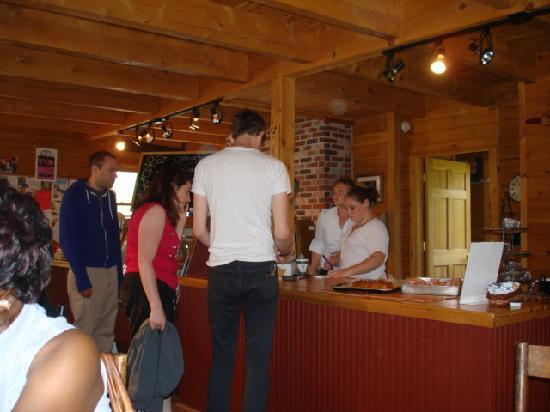 Cupboard Cafe New Harbor Menu