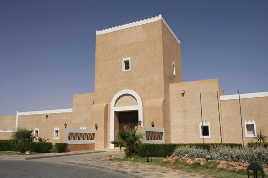 Dar Ghadames Hotel: Hotel Ghadames