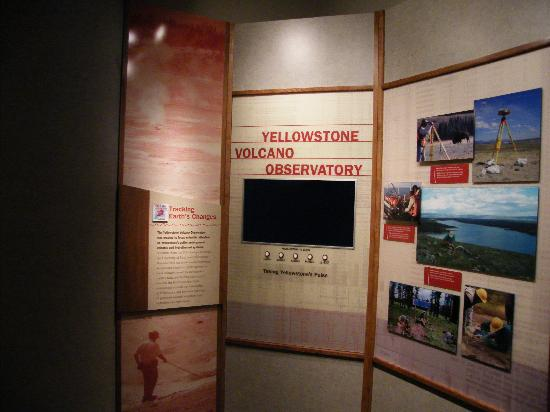 Canyon Visitor Education Center