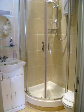Olivedale Guest House: Sage Room bathroom