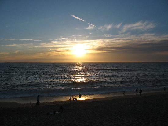 Monterey Beach Dunes Inn: Marina State Beach
