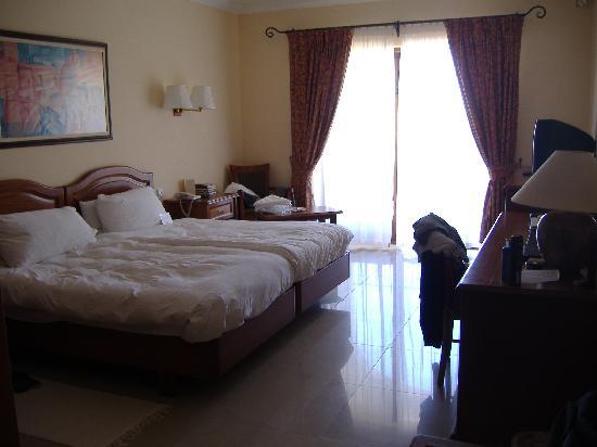 Kempinski Hotel San Lawrenz: Deluxe pool veiw room