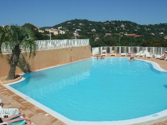 La Croix-Valmer, France: la piscine