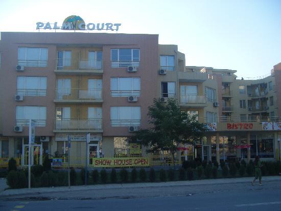 Palm Court Apartments: Palm Court Appartments