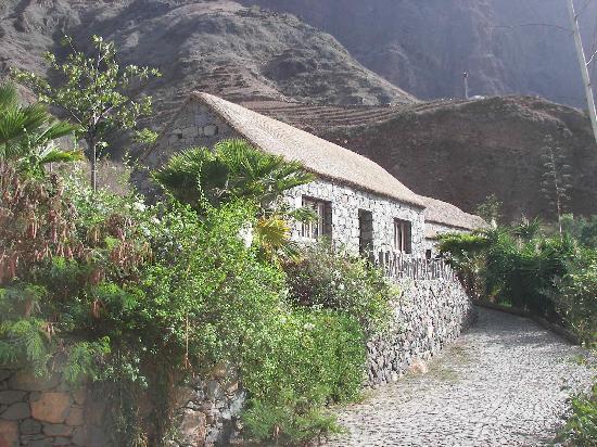 Ribeira Grande, Kape Verde: vue des chambres