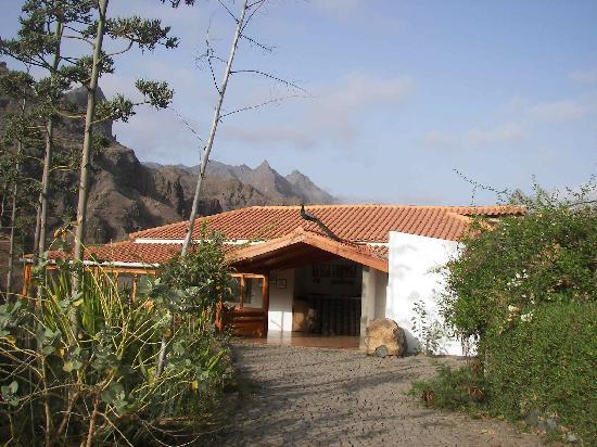 Pedracin Village: l'acceuil et restaurant