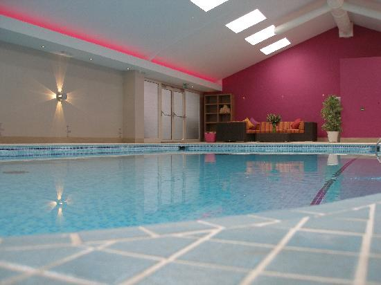 Bedruthan Hotel & Spa: New swimming pool