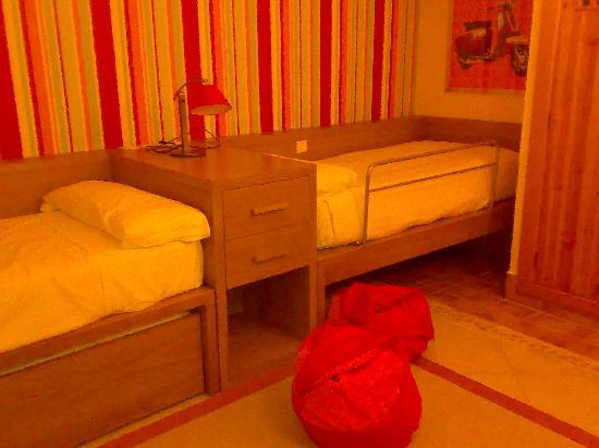 Princesa Yaiza Suite Hotel Resort: habitacion de los niños