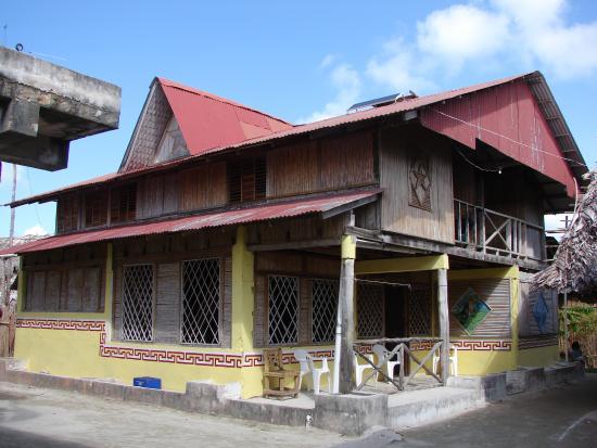 Kuna Niskua Lodge: hotel