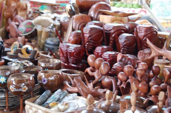 Municipal Market: Tikis etc...