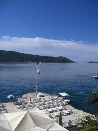 Hotel Perla: Hotel Beach