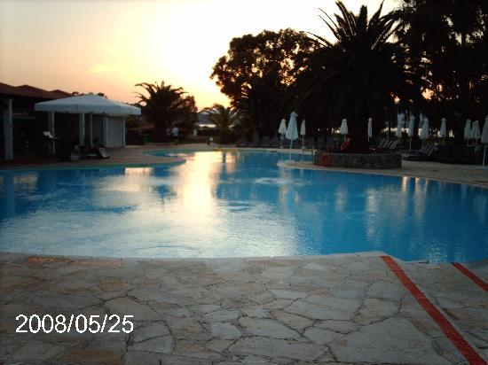 Family Life Kerkyra Golf: pool