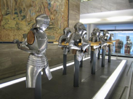 Germanisches Nationalmuseum: A surprisingly boring collection of arms & armor