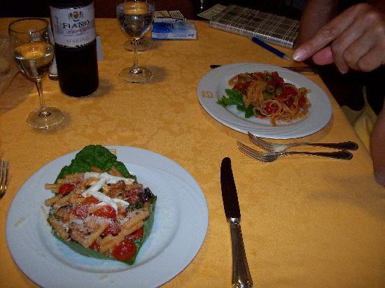 Grand Hotel San Pietro : Kulinarische Köstlichkeiten im  Ristorante des Hotels